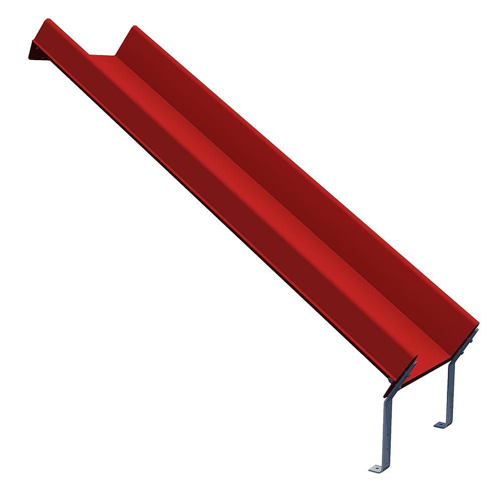 Hill slide straight section 200 cm