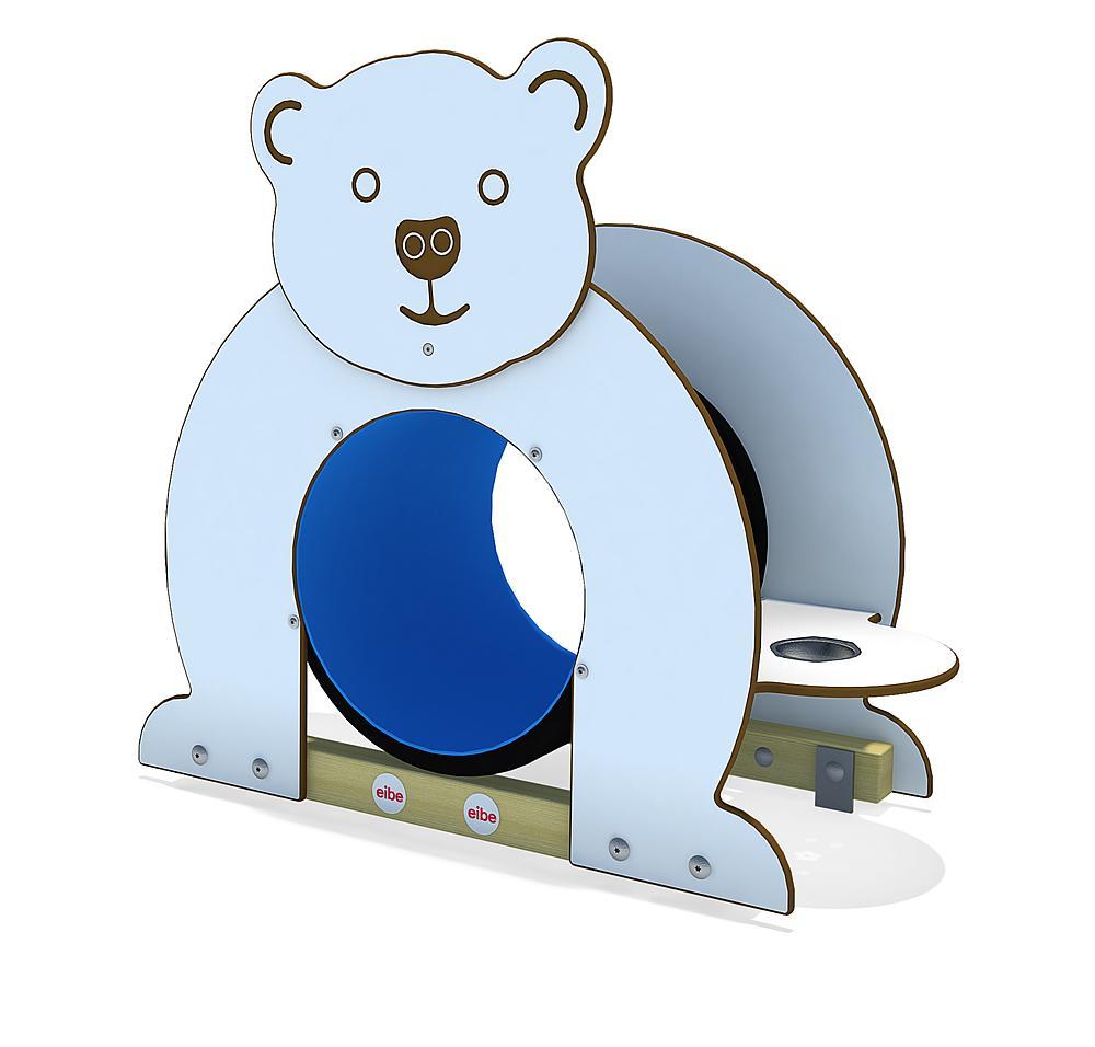 play unit Bear Tunnel