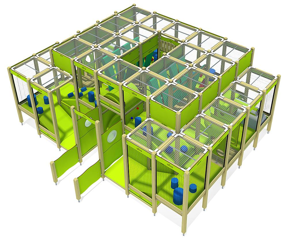 indoor play unit Maxi