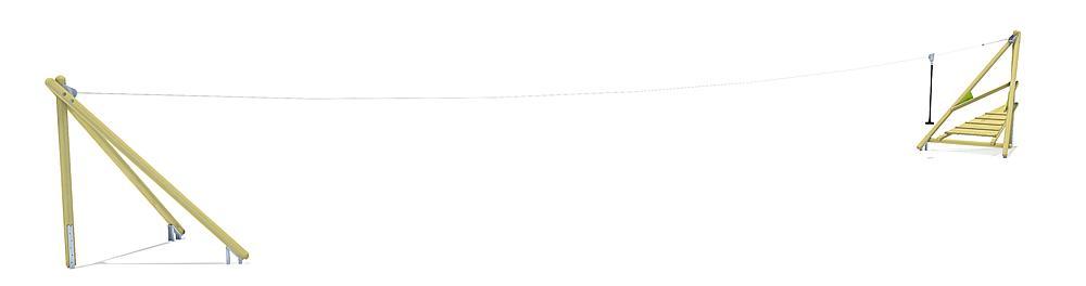 aerial cableway Sierra 30 m