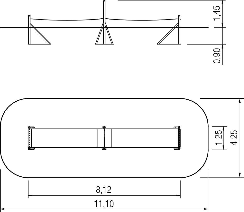 balance rubber belt bridge Salsa
