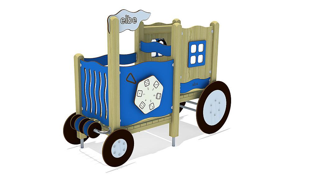 tractor Björn