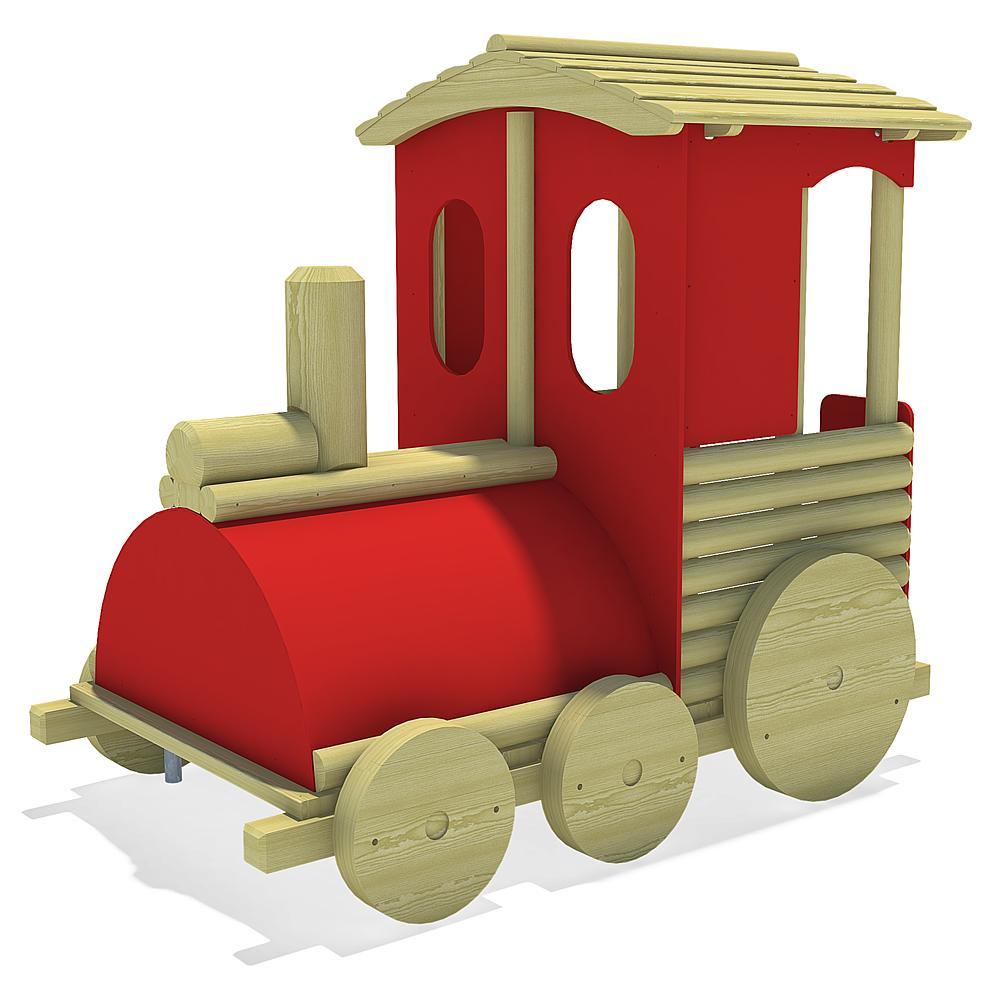 large train Locomotive