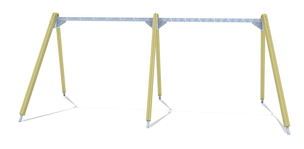 Châssis de balançoire quadruple Kondor