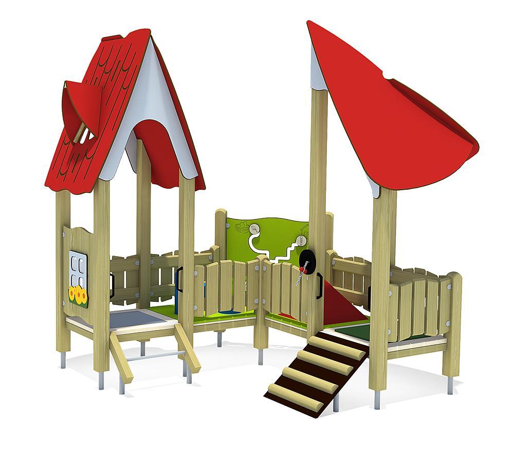 indoor play unit Combination 01