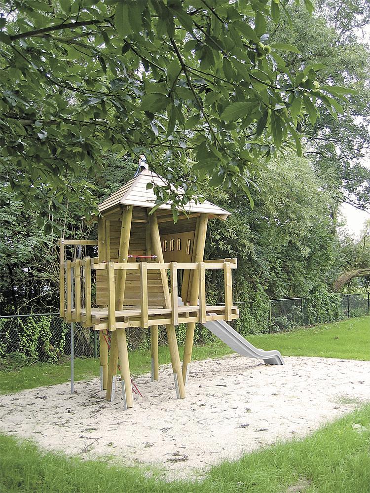 tree house, solo