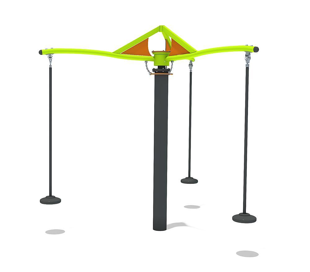 Pendulum carousel Namaka