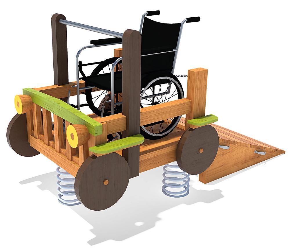 movement platform car Sören