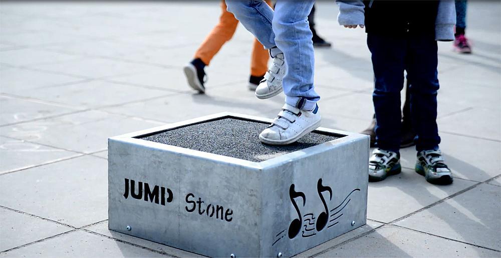 Sensory station Leap Stone
