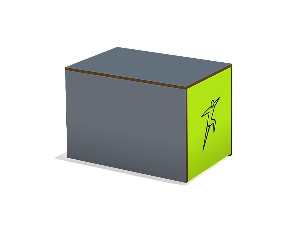 Calisthenics jumping box small