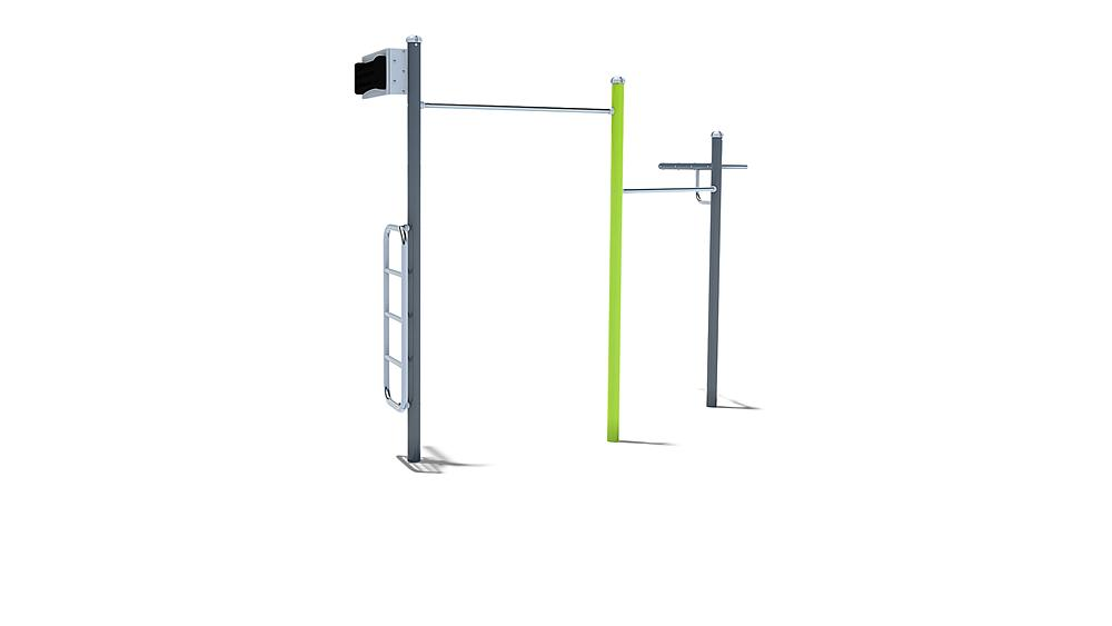 BodyWeightStation pull-up