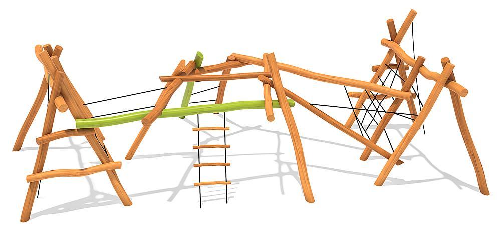 Structure ludique Crona