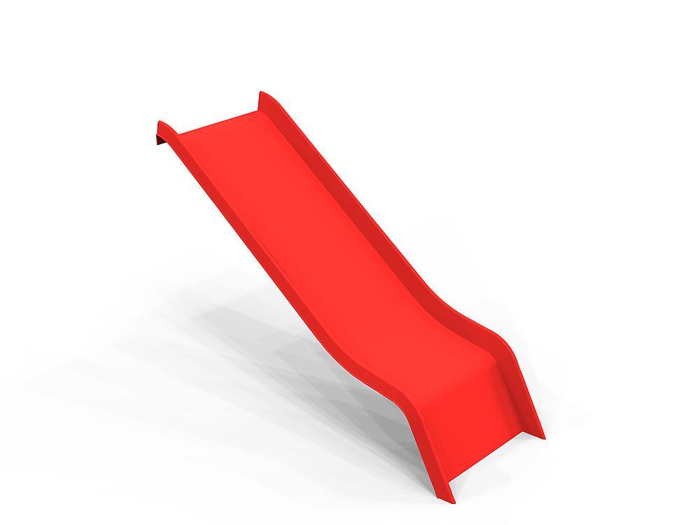 Toboggan à intégrer large, FV, HP 145 cm