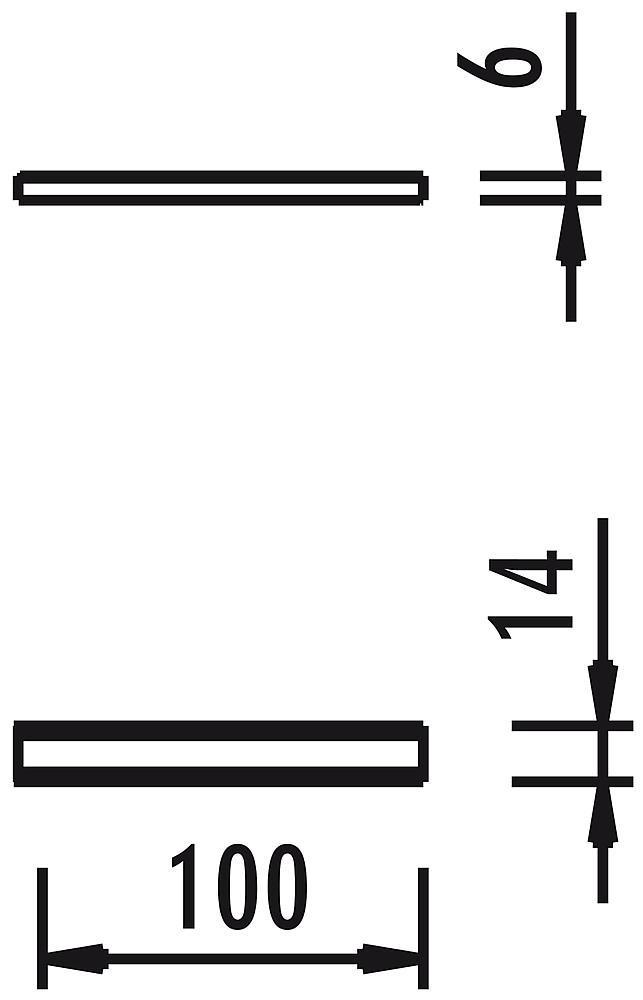 Wooden channel