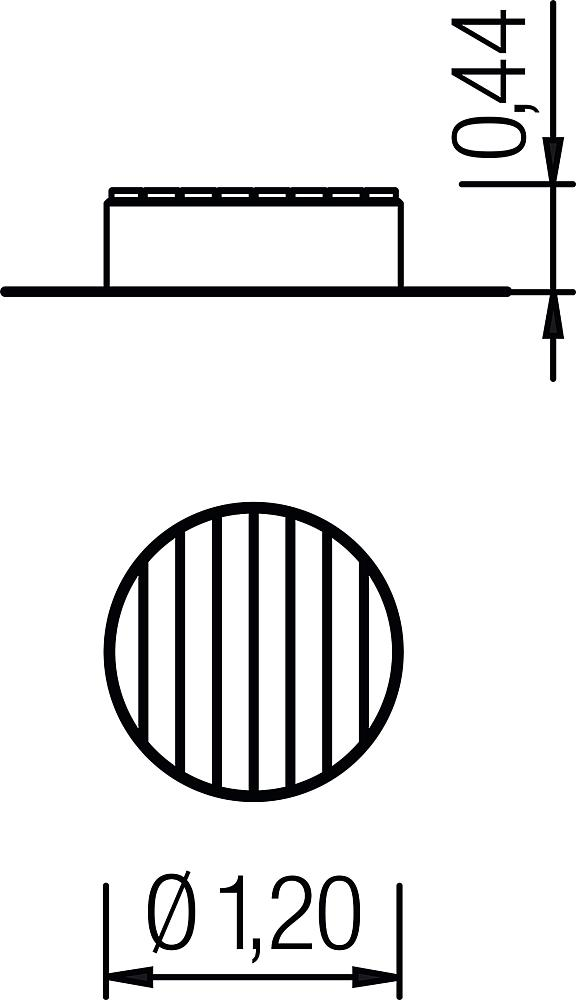 Seat platform Phacelia
