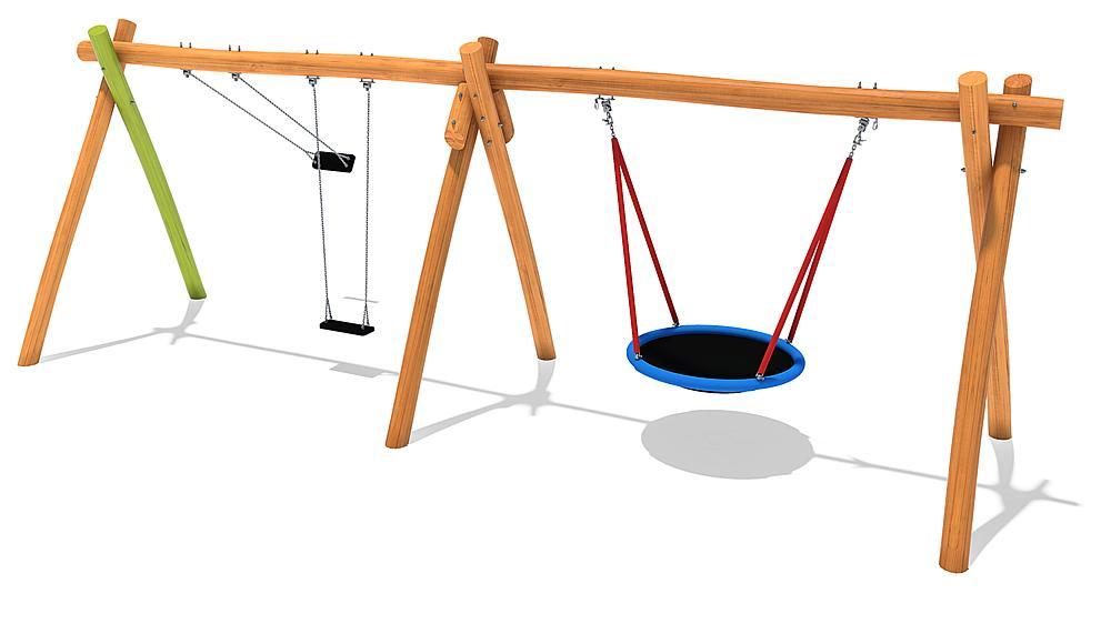 double swing combination Elon