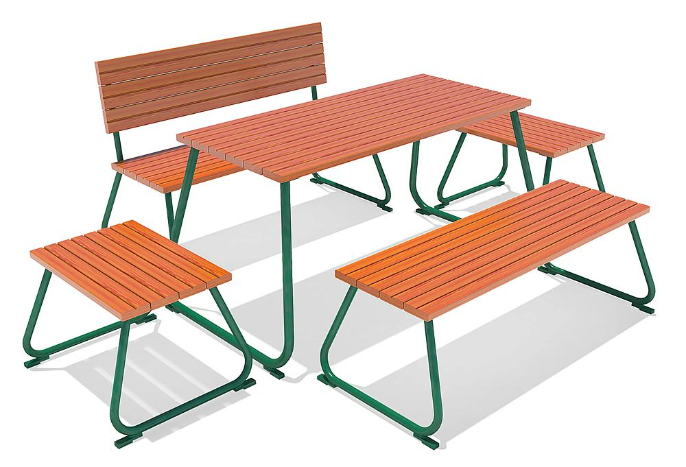 adult's bench-and-table Sederli maxi