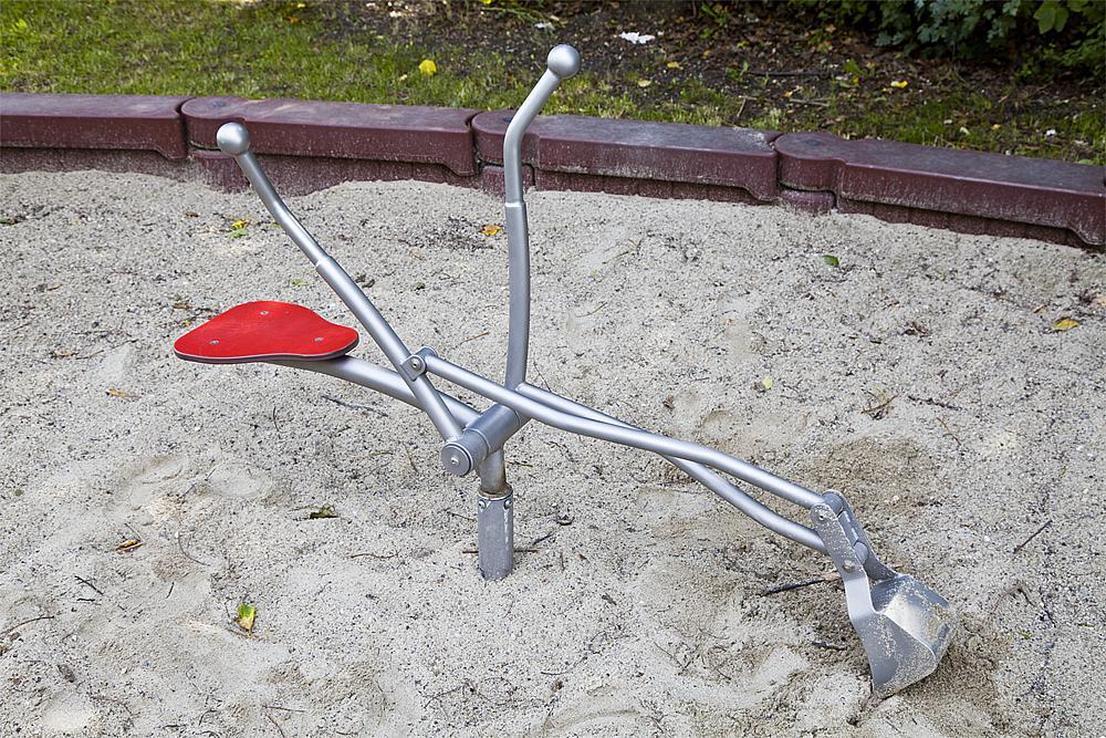 Sand excavator Mole