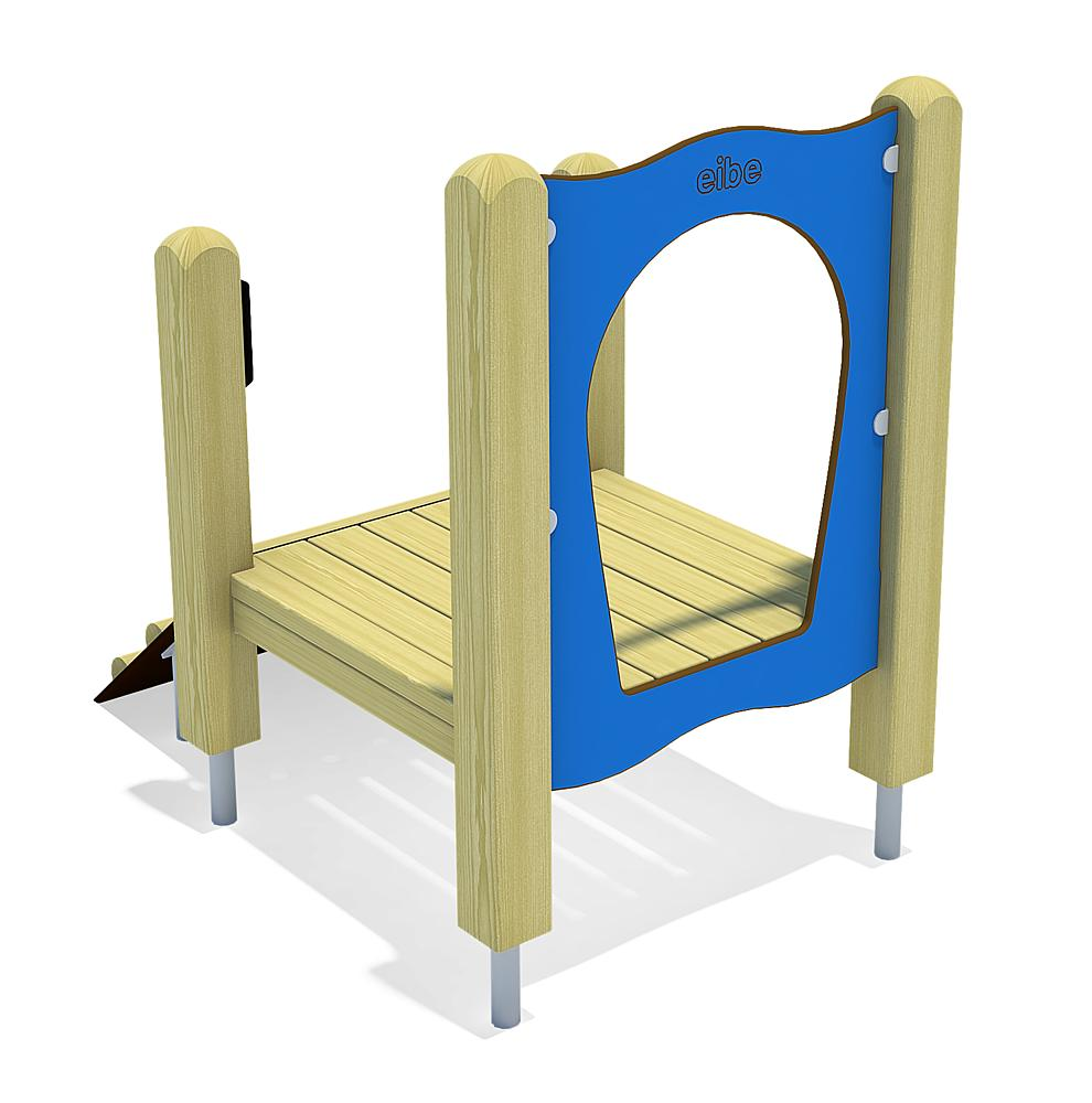 Slide platform for add-on and hill slide ph 45 cm