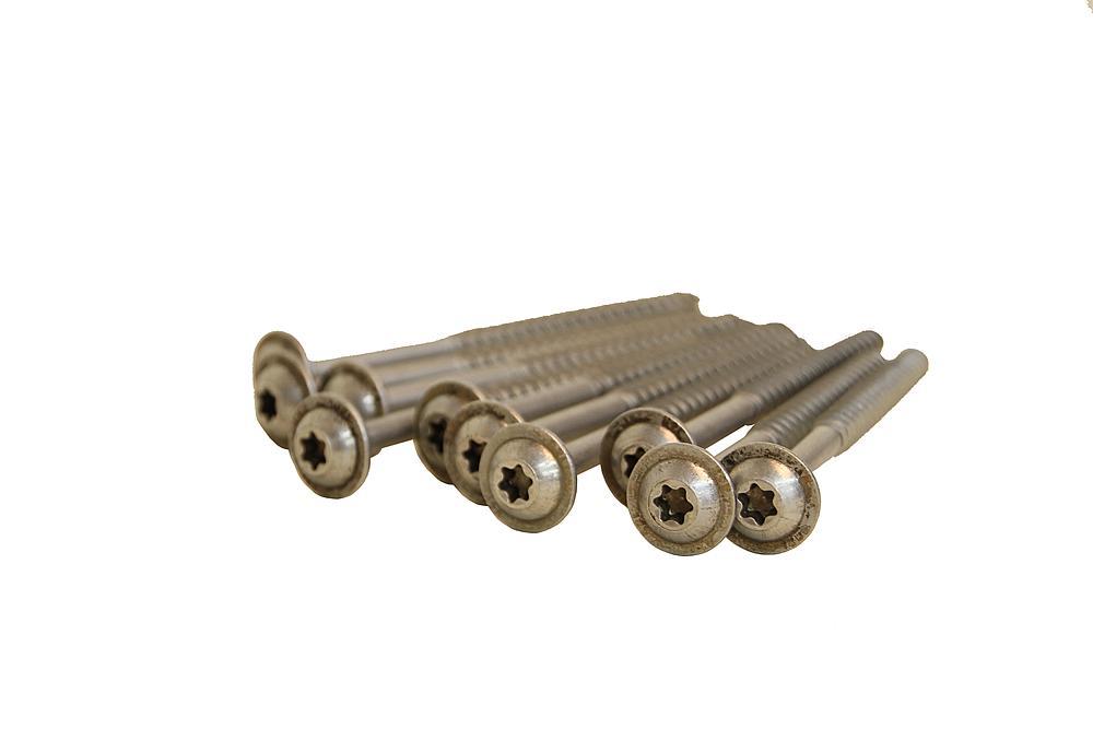 Roundheaded-spax, 10pcs set, 8x120 VA