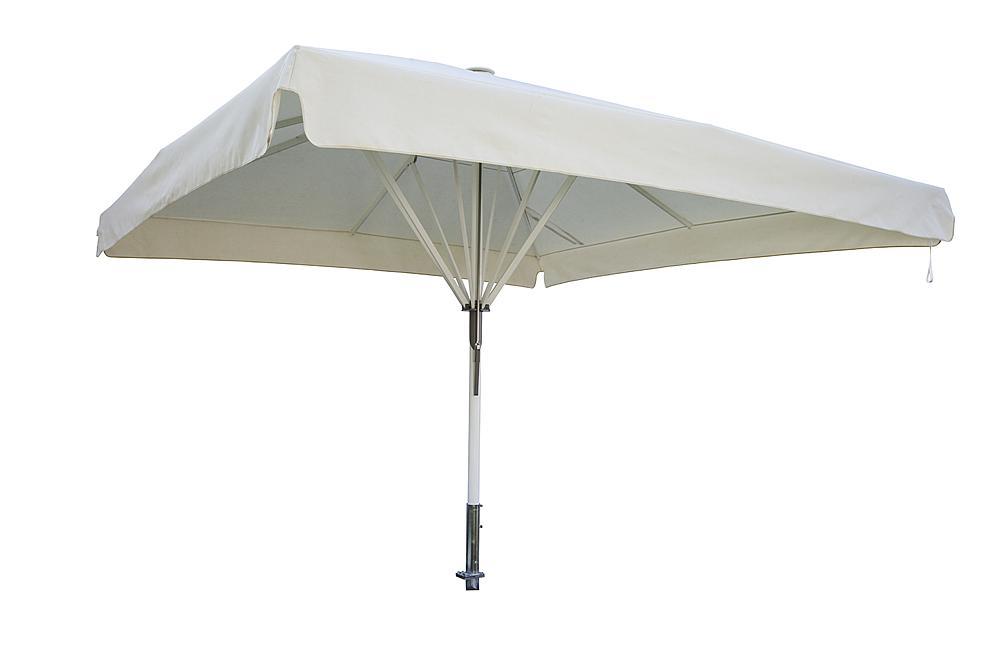 Parasol rectangulaire 5x4 m