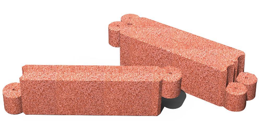 Sandpit set Soft 6 elements