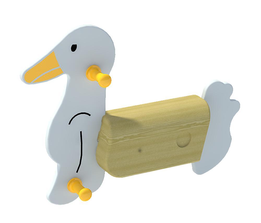 Spring rocker body Goose without spring