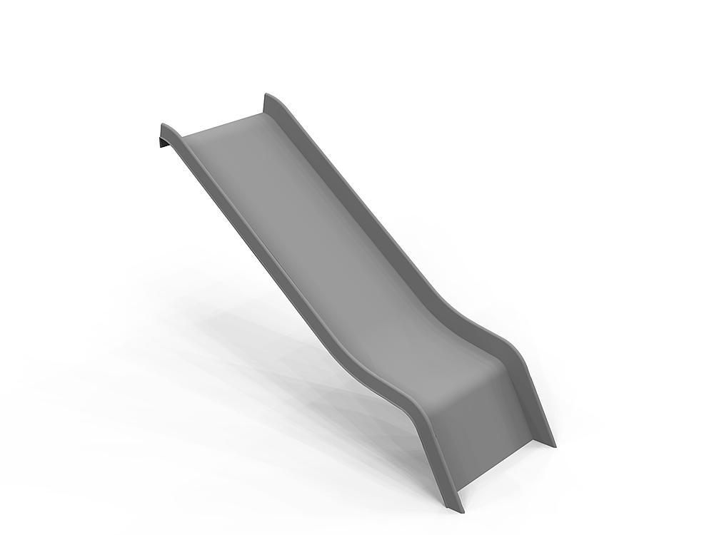 Add-on slide wide GFRP, ph 145 cm
