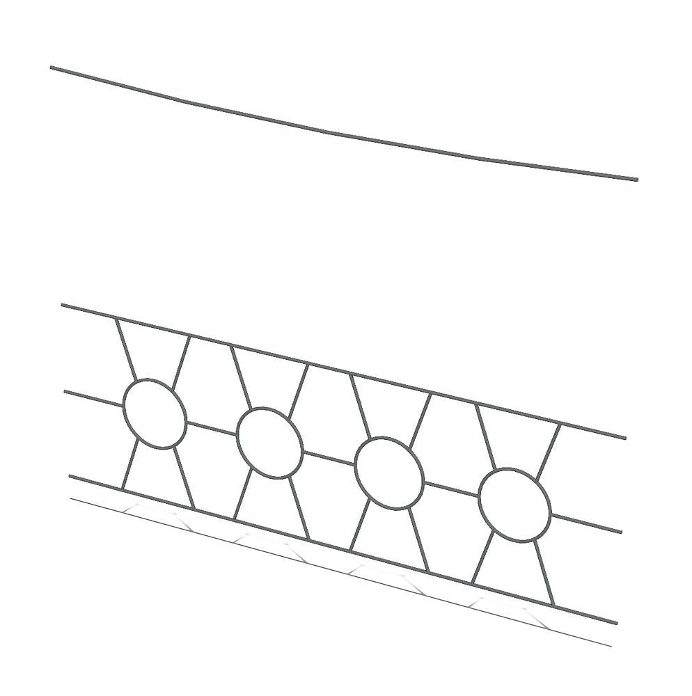 honeycomb net L6