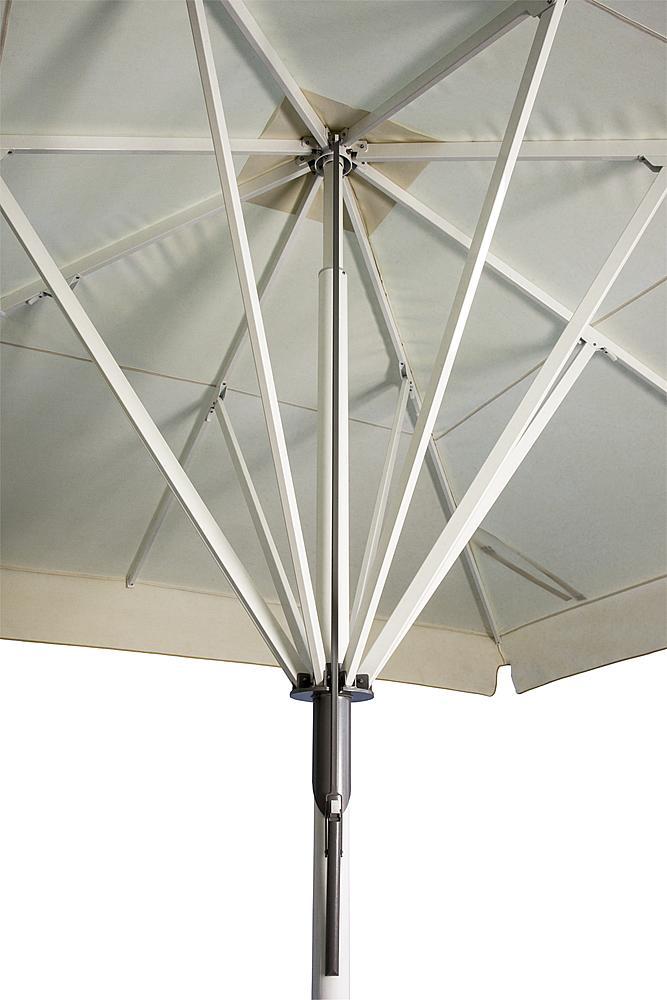 Parasol square 6x6 m