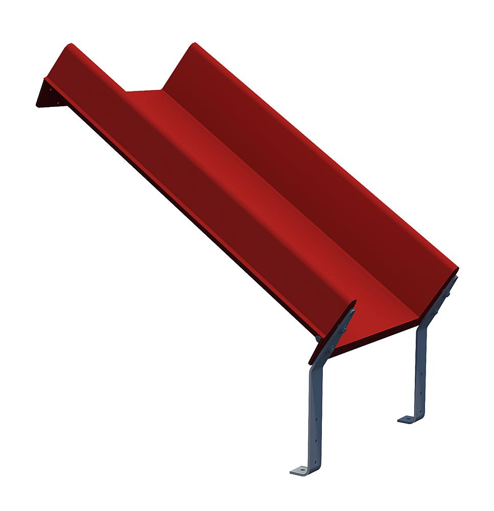 Hill slide straight section 100 cm