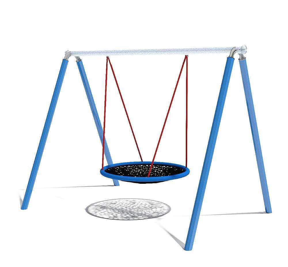 nest seat swing Luna with nest seat