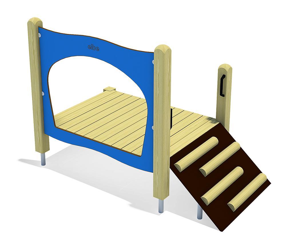Slide platform for add-on slide wide ph 45 cm