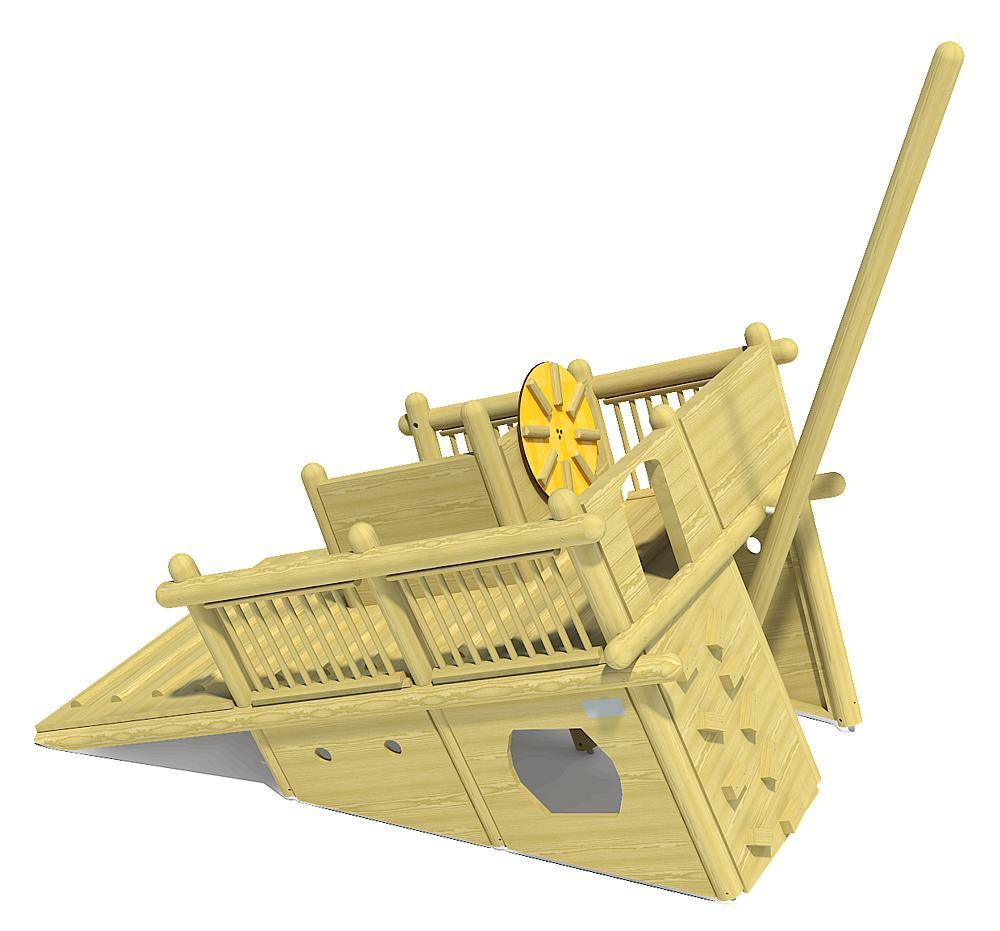 sand wreck Bounty Stern
