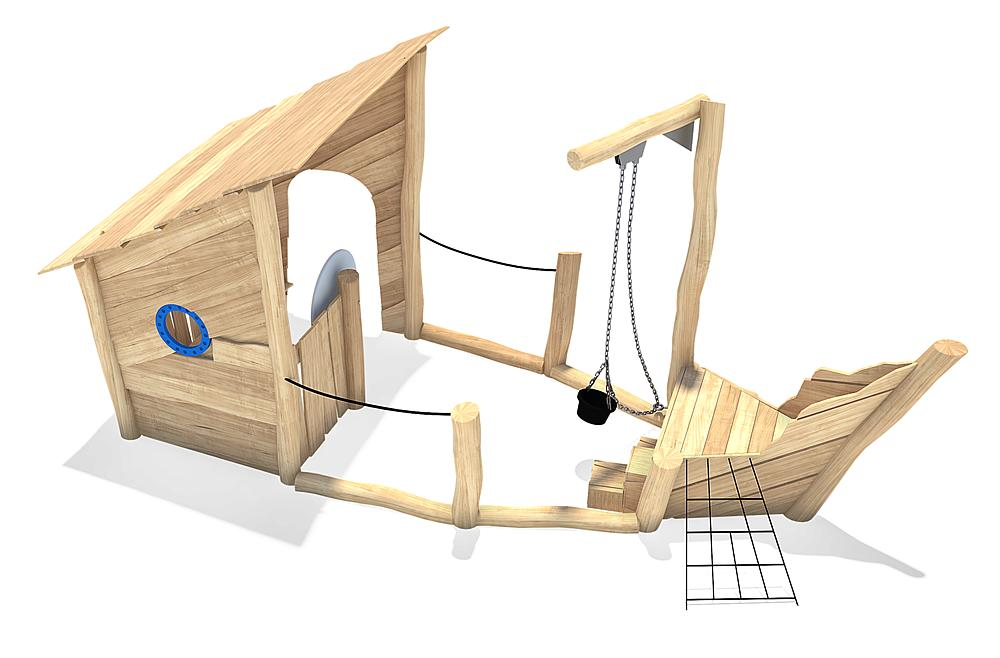 little fishing boat Nola