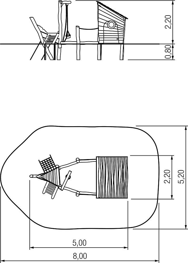 Petit bateau de pêcheur Nola