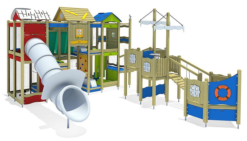 indoor play unit Harbour