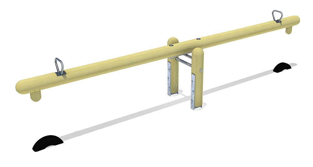 two-seater seesaw