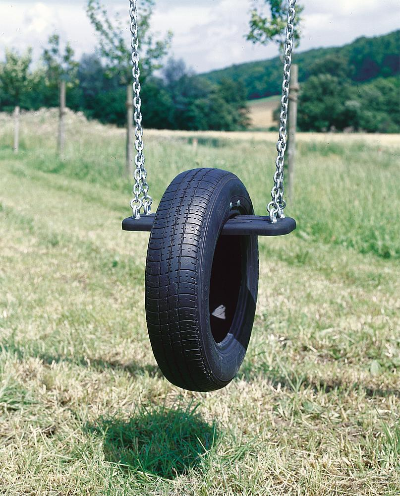 Tyre swing seat