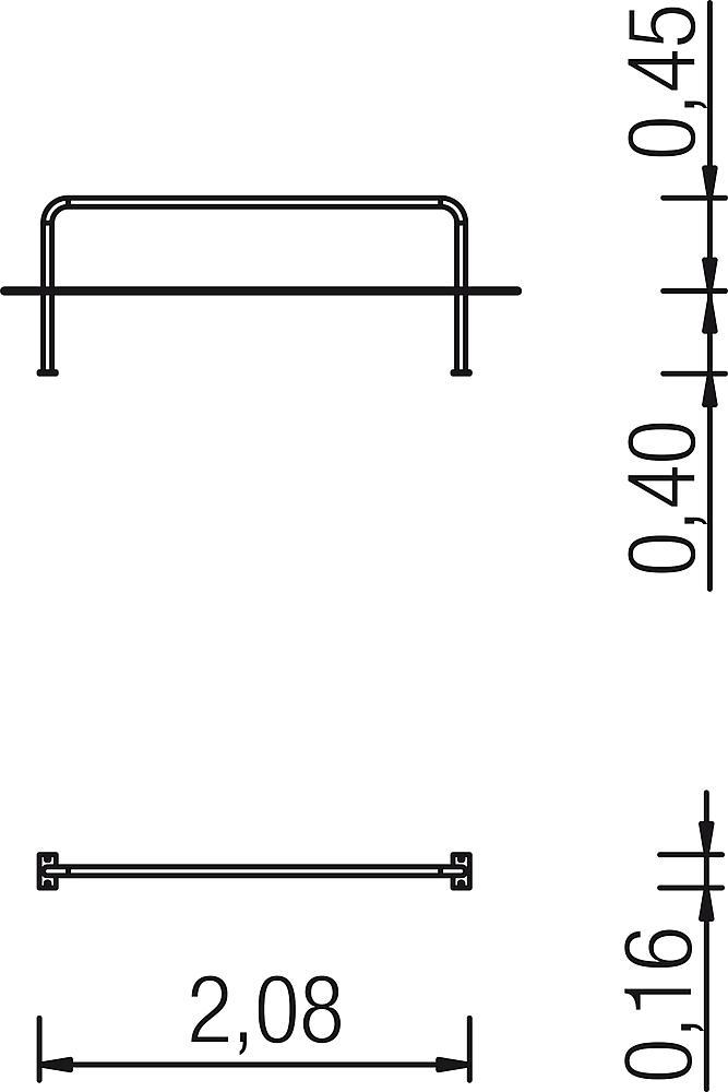balance balancing rail Mambo