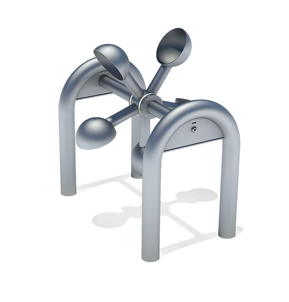 Waterwheel stainless steel